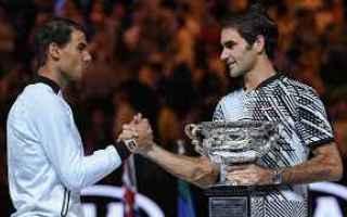 Tennis: tennis  federer  nadal