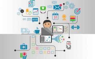 Salute: big data  salute  internet  cura