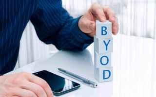 Tecnologie: byod  azienda  mobile