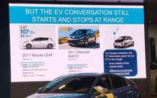Automobili: auto elettrica batteria autonomia