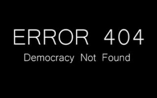 Politica: I partiti della seconda repubblica difettano in democrazia interna