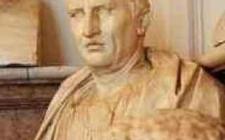 Storia: cicerone oratori antica roma