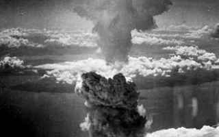 Storia: guerra  nucleare  boma atomica  test