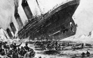 Viaggi: viaggio  titanic