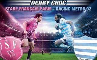 Rugby: Racing Metro e Stade Francais quanti errori !