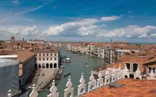 Architettura: fondaco dei tedeschi  lusso venezia