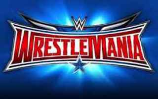 Sport: wrestling  wwe  wrestlemania