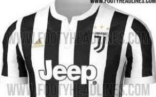 juventus  calcio  maglia  news
