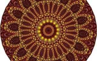 mandala  antistress  colorare mandala