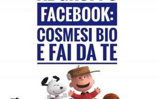Facebook: gruppo facebook  cosmesi bio  eco bio