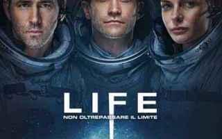 Cinema: life  non oltrepassare il limite cinema