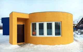 Architettura: stampante  3d  casa