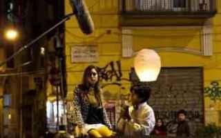Cinema: film napoli  vieni a vivere a napoli
