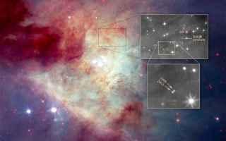 Astronomia: spazio  missioni spaziali  astronomia