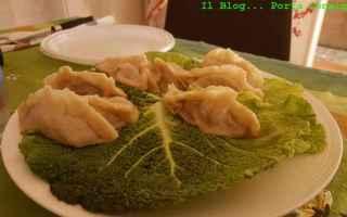 Ricette: ravioli  cinese  carne  vapore