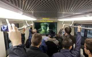 metro c  atac  trasporto pubblico