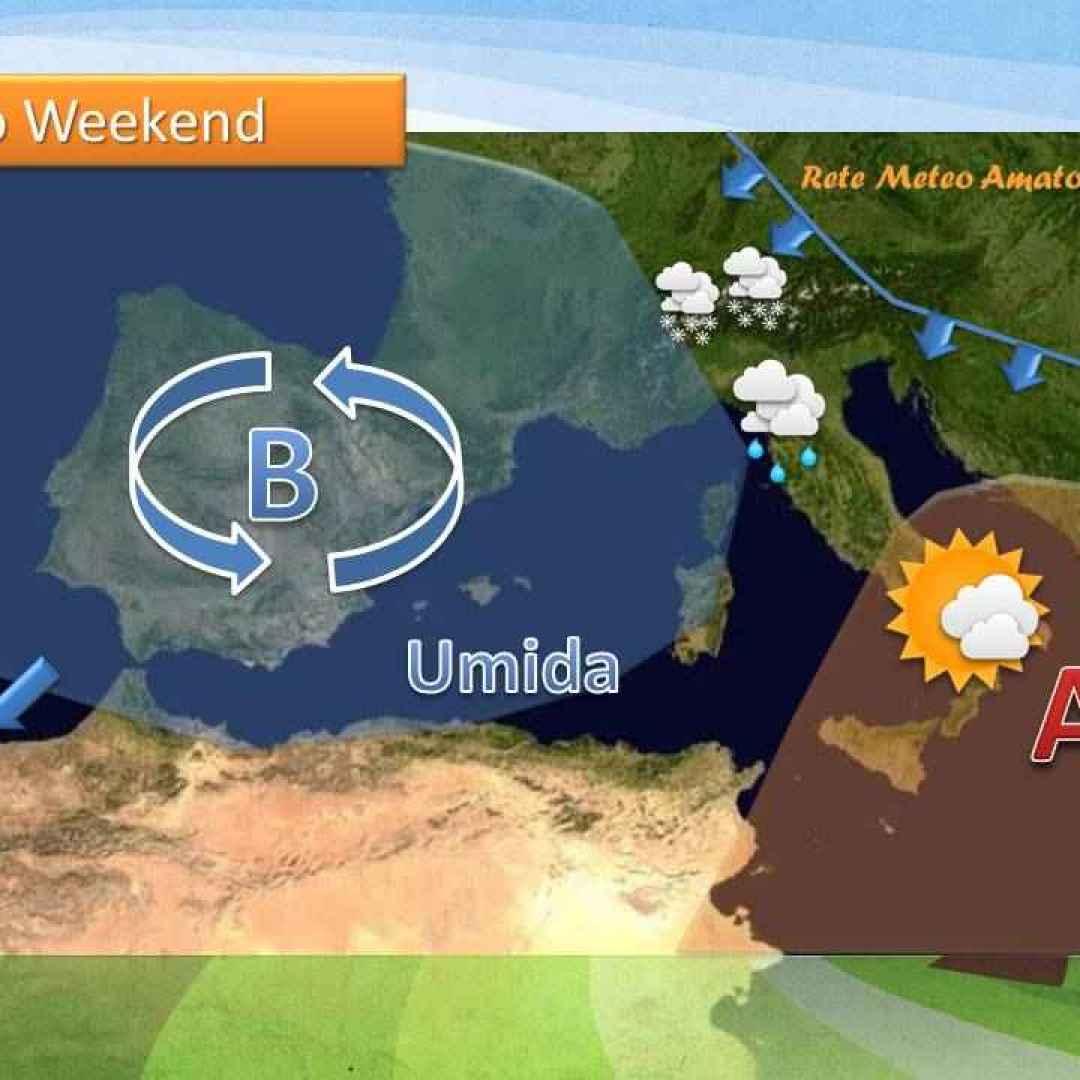 italia  maltempo marzo  meteo  settimana