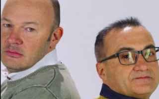 Televisione: mediaset  loscherzoperfetto  carabinieri