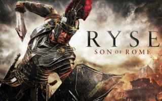 Console games: microsoft  xbox one  games with gold  ryse son of rome