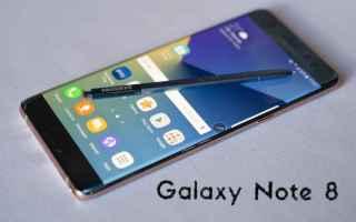 Cellulari: note 8  galaxy note 8  galaxy s8