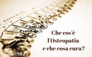 Medicina: osteopatia  osteopata  professione sanit