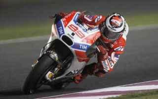 MotoGP: ducati  lorenzo  dovizioso  qatar