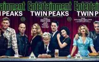 twin peaks  david lynch  mark frost  tv