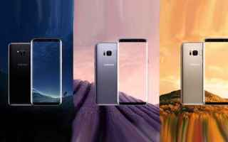 Cellulari: galaxy s8  smartphone  samsung  android