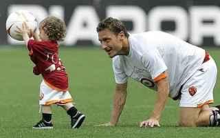 Calcio: totti  roma   juventus