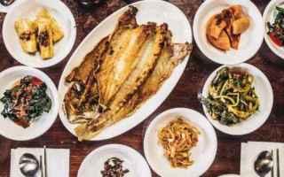 Gastronomia: corea del sud  bancha