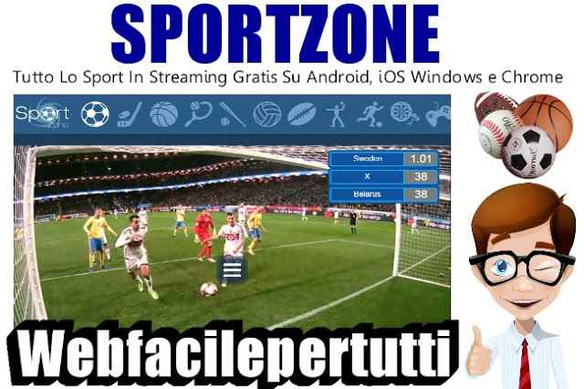 sportzone per windows