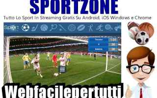 sport zone  streaming  gratis