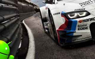 Mobile games: android auto videogiochi corse sport
