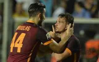 Calciomercato: roma  manolas  inter manolas