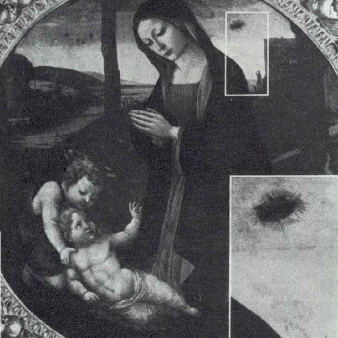 ufo  salimbeni  lippi  dipinti