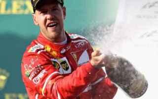 Formula 1: f1  ferrari  vettel  melbourne