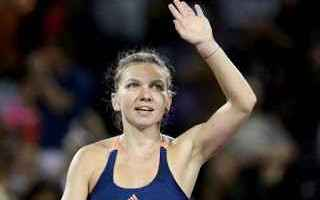 Tennis: tennis grand slam halep kerber