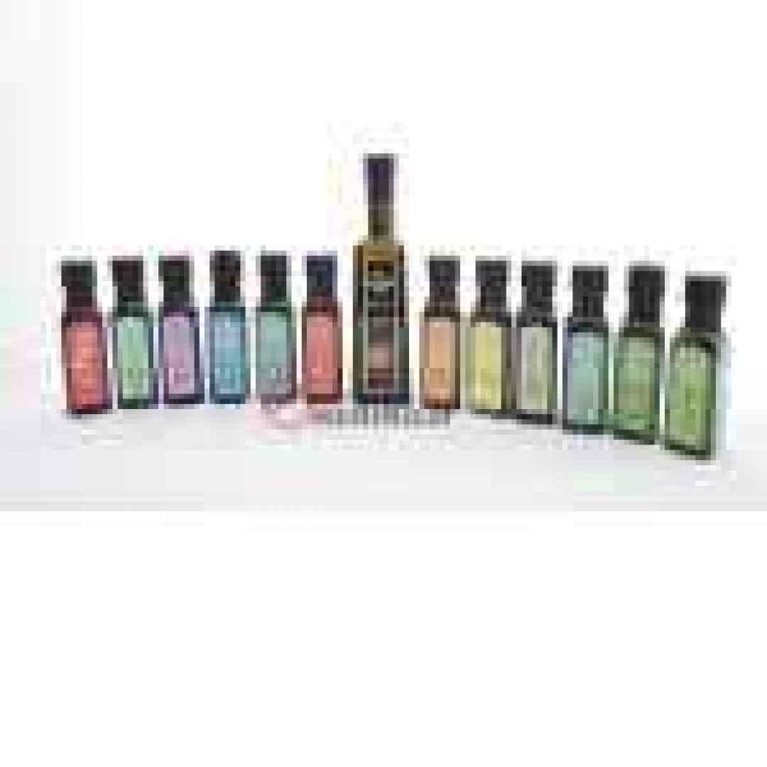olio aromatizzato  extravergine  oliva