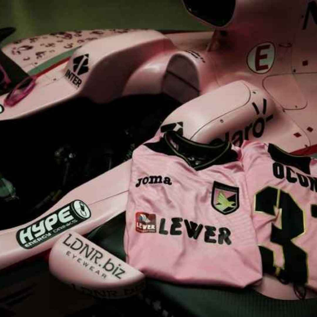 palermo  force india  rosa  formula 1