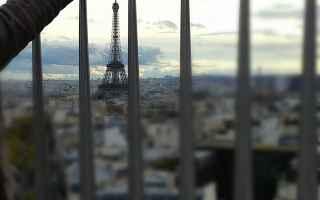 Viaggi: parigi  francia  eiffel  viaggi