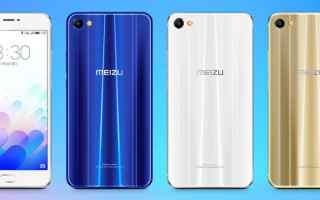 Cellulari: meizu  m3x  scheda tecnica  qubitnews