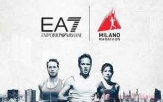 Milano: huawei  maratona  milano  2 aprile