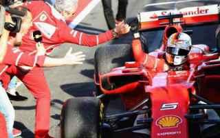 Formula 1: f1  australia  ferrari  vettel