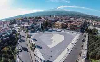Palermo: catania  droga  fiumefreddo  sicilia