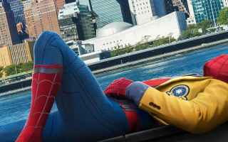 Cinema: spiderman  homecoming  trailer