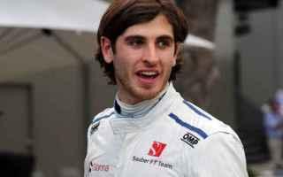 Formula 1: f1  giovinazzi  ferrari