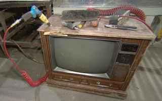 Storia: Un tesoro nelle TV degli anni 80
