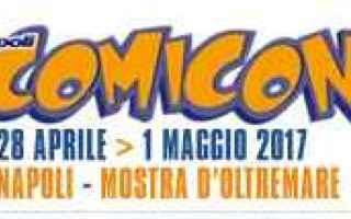 Manga - Fumetti: napoli  comicon  bambini  famiglia