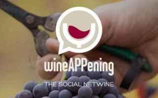 Gastronomia: vino  wine  social  android  applicazione