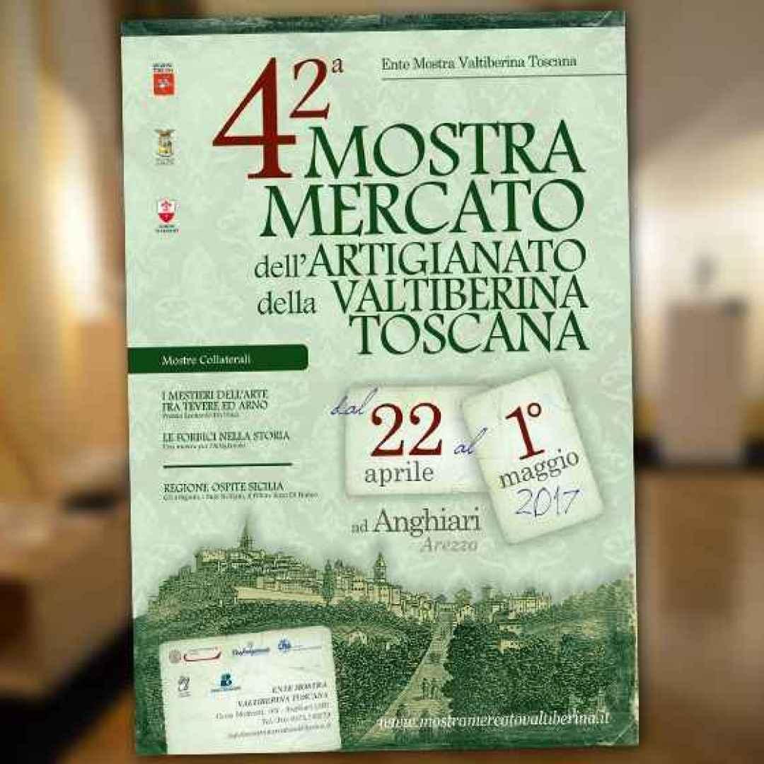 toscana  anghiari  borgo  eventi  mostra